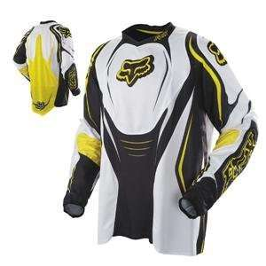 Fox Racing Flexair Jersey   2007   2X Large/Yellow Automotive