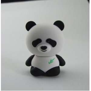 3D Cute panda usb Flash Drive 8 Gb Usb Memory Stick Flash