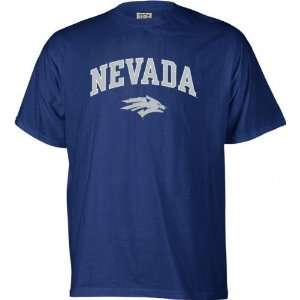 Nevada Wolf Pack Kids/Youth Perennial T Shirt Sports