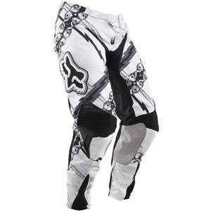 Fox Racing Platinum Plaidistic Pants   2010   28