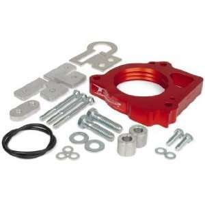 AirAid PowerAid Throttle Body Spacer, for the 2004 Jeep