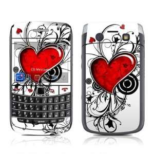 My Heart Design Protective Skin Decal Sticker for