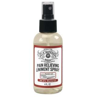 Watkins Pain Relieving Liniment Ache Relief Spray rub