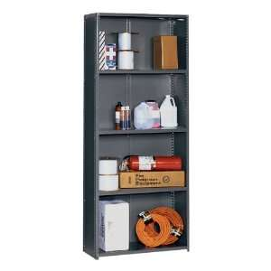 FeatureLine Series Commercial Grade Shelving Closed Back