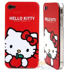 Cute Hello Kitty Case for Iphone 4 4s Electronics