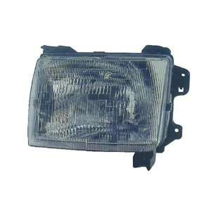 TYC Nissan Driver & Passenger Side Replacement HeadLights