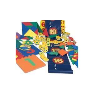 Floor Fun Math Kit Toys & Games