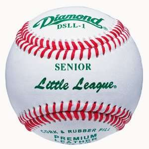 Diamond DSLL 1 Sr LL Baseball   Dozen Pack  Sports