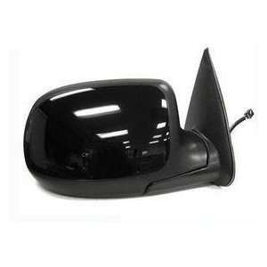 Heated Power Replacement Folding Passenger Side Mirror