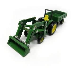 John Deere Tractor Loader with Wagon Toys & Games