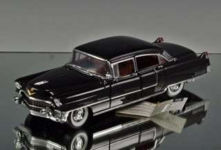 Franklin Mint Die cast car 1955 Cadillac Fleetwood LE 926/3000 Limited