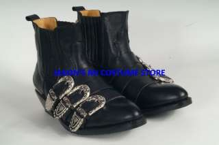 MICHAEL JACKSON BAD BOOTS HANDMADE SHOES   Pro Series