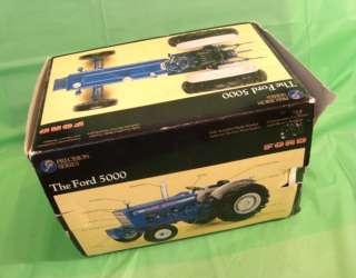 ca. 1970 FORD 5000 FARM TRACTOR Ertl PRECISION SERIES 116 Scale near