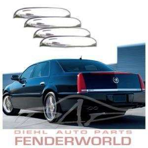 CADILLAC DTS 06 08 4DR TFP CHROME HANDLE COVERS Automotive