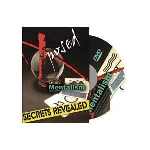 Mentalism in Minutes DVD Secrets Magic Trick Card Stage