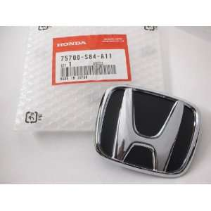 01 02 Genuine Honda Accord 4 Door Sedan Front Chrome H