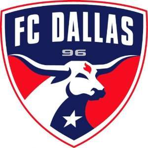 FC Dallas USA Soccer Auto Car Decal Vinyl Sticker 6X6