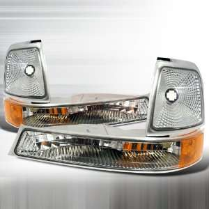 Ranger Corner Lights/ Lamps   Clear Euro Performance Conversion Kit