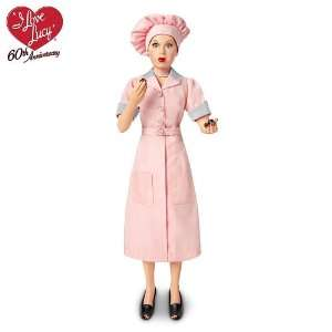 Fashion Lucille Ball Talking Doll by Ashton Drake Toys & Games