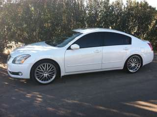 WHEELS TIRES 5X115/114.3 STAGGERED NISSAN 350Z G35 MAXIMA MUSTANG