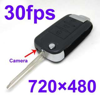 8GB Mini DV Spy Car Key Camera DVR Video Camcorder Cam