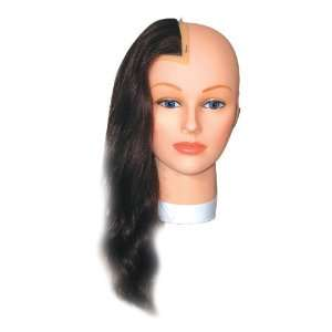 Celebrity Cosmetology Practice Hair Weft, Right Section