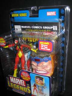 Marvel Legends Modok Series Spider Woman Action Figure