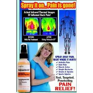 Pain Relieving for Arthritis, Back and Sprains