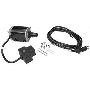 ELECTRIC STARTER KIT REPLACES TECUMSEH 33329E Patio, Lawn