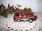 JOHNNY LIGHTNING LITTLE RED WAGON TRUCK 1997