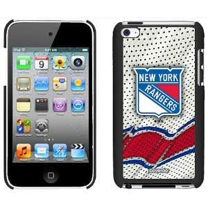 Coveroo New York Rangers Ipod Touch 4Th Generation Case