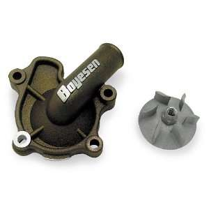 Engine Other Hy Flow Water Pump Cover and Impeller Kit BLK HONDA