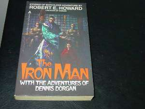 The Iron Man by Robert E. Howard (1983)