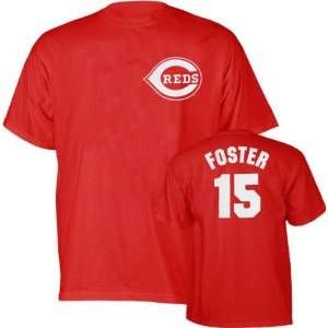 George Foster Majestic Cooperstown Throwback Player Name