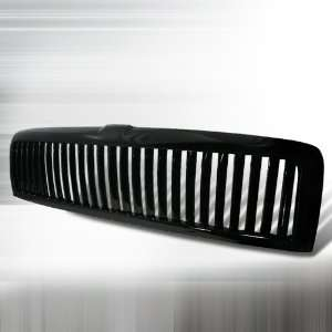 94 01 Dodge Ram Vertical Grille   Black