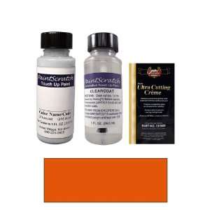 1 Oz. Hemi Orange Paint Bottle Kit for 2005 Dodge Ram Pick