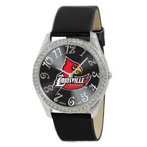 Louisville Cardinals Ladies Watch   Designer Diamond Watch