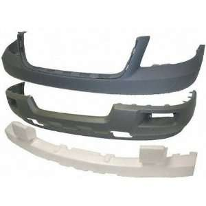 03 FORD EXPEDITION FRONT BUMPER COVER SUV, Platinum, XLT