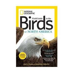 National Geographic Field Guide Birds of North America 6th