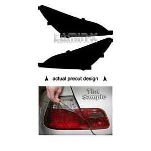 Hyundai Genesis Coupe (09  ) Tail Light Vinyl Film Covers ( TINT ) by