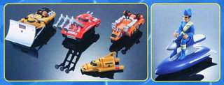 THUNDERBIRDS CLASSIC CHARA HOT WHEEL MECHA SERIES 2