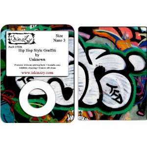 Hip Hop Graffiti Ipod Nano 3 Cover Skin