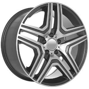 15 Inch Mercedes Benz AMG Replica Wheels Rims (set of 4