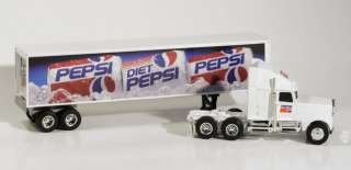 Ertl Diecast Pepsi International Tractor Trailer MIB