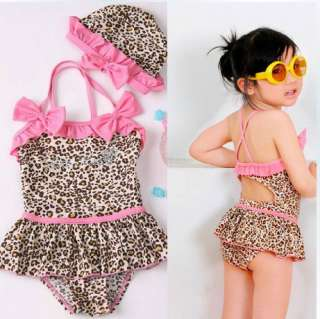 BABY GIRL SWIMSUIT SWIMWEAR BIKINI BATHING SUIT CHILDREN CLOTHES