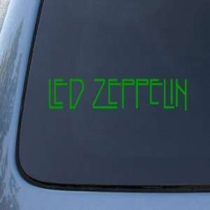 LED ZEPPELIN   Vinyl Decal Sticker #A1405  Vinyl Color