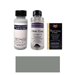 2 Oz. Edwardian Gray Metallic Paint Bottle Kit for 1990