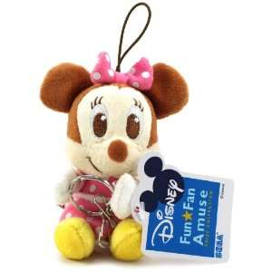 Sega/Disney Plush Strap   5   Baby Minnie Mouse Toys