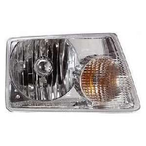 Ford Ranger Replacement Passenger Side Headlight Assembly Automotive