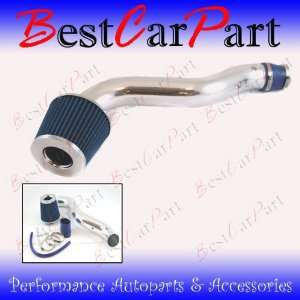 90 91 92 93 Acura Integra 1.8 Short Ram Air Intake Blue (Included Air